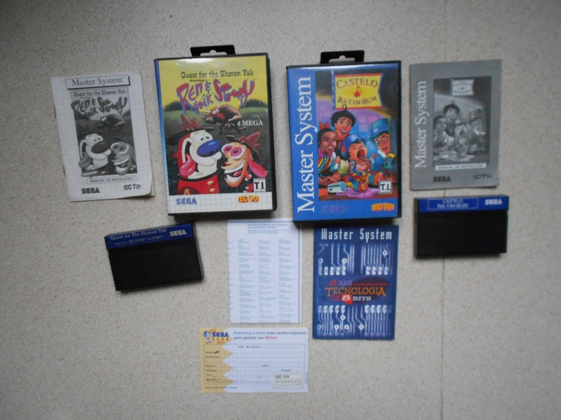 Warriors 33 Collection Sega master System  Photo_47