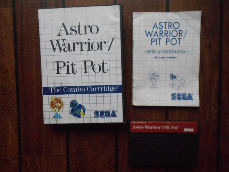 Warriors 33 Collection Sega master System  Photo_49