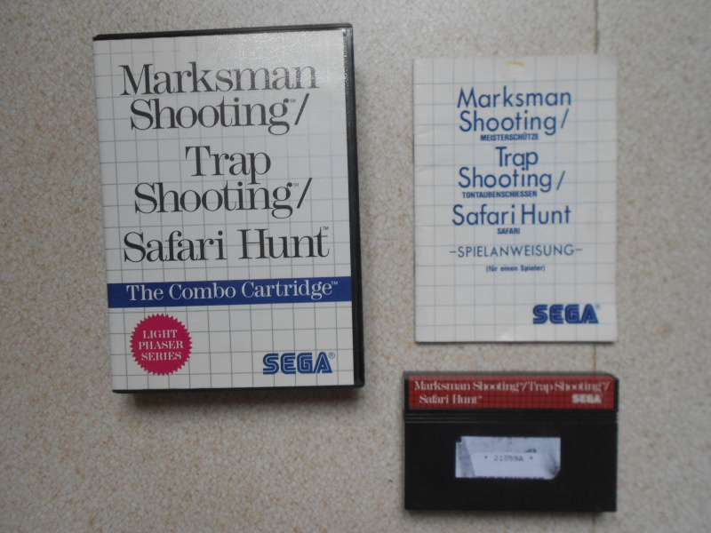Warriors 33 Collection Sega master System  Photo_50