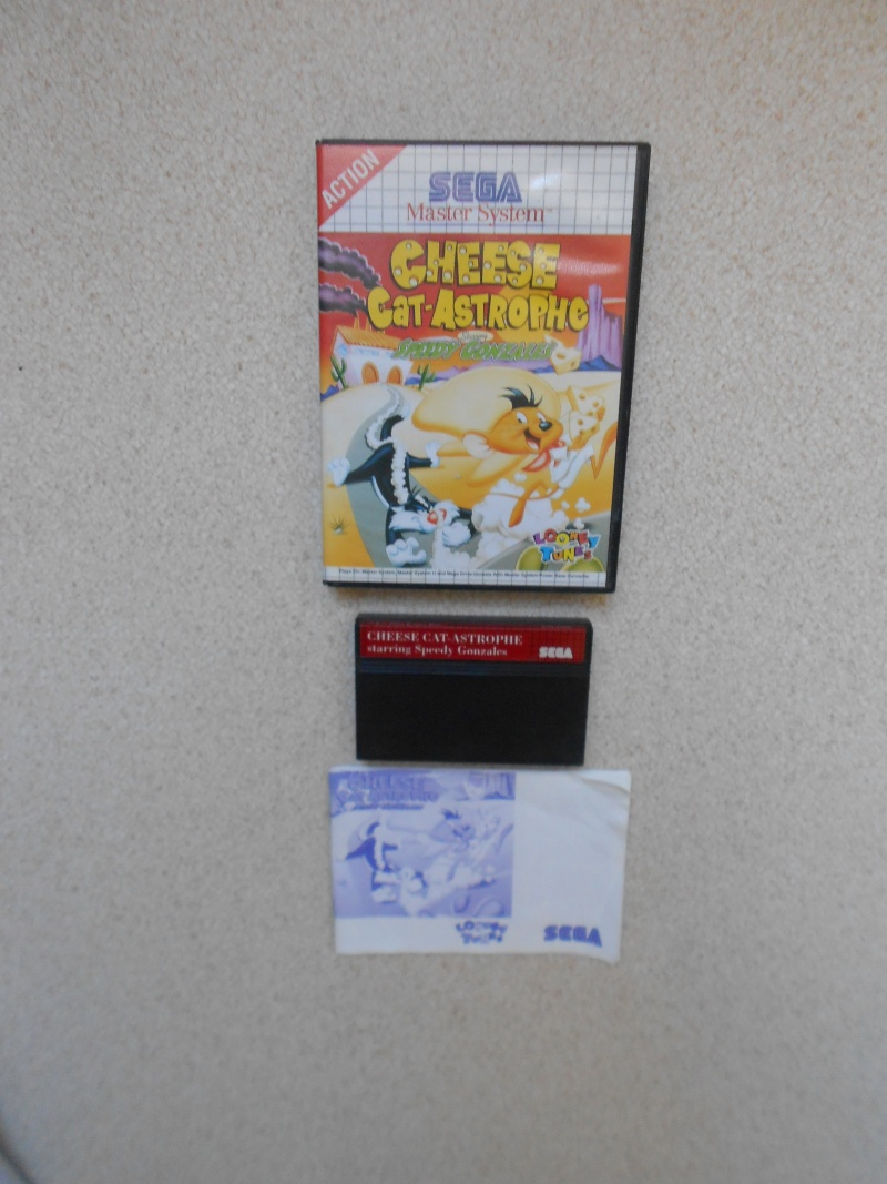 Warriors 33 Collection Sega master System  Photo_64