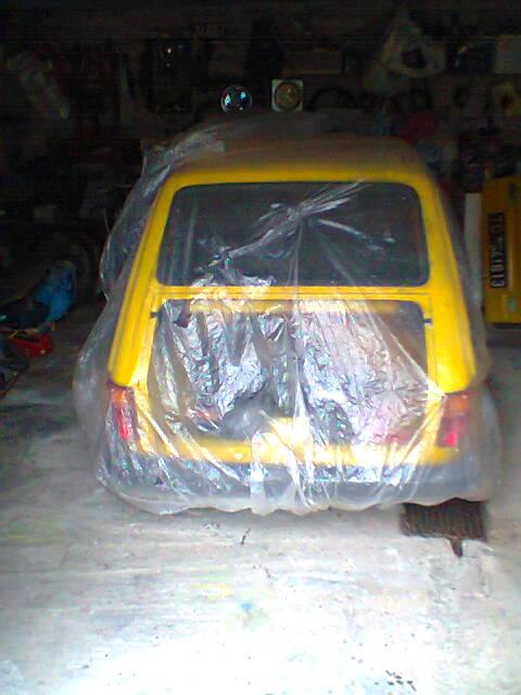 Restauro Fiat 126 Personal 4 - Pagina 25 Foto0415