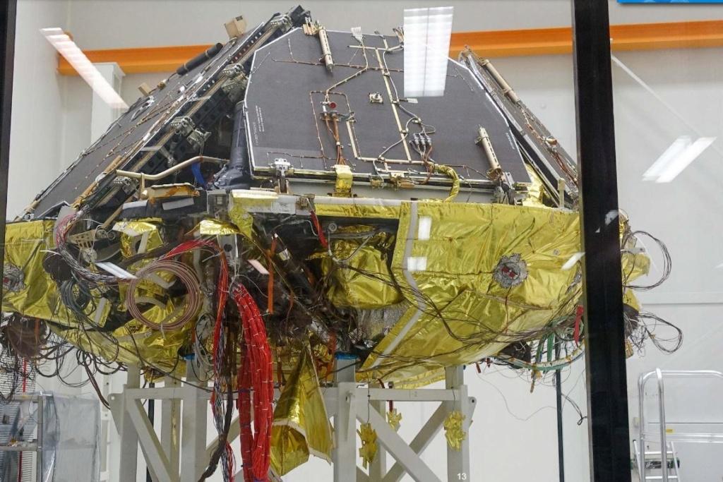 ExoMars - 2022 - Préparation de la mission (Rosalind Franklin) - Page 15 Aterri10