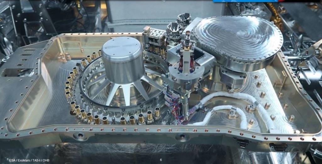 ExoMars - 2022 - Préparation de la mission (Rosalind Franklin) - Page 15 Exomar10