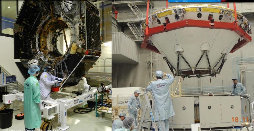 ExoMars - 2022 - Préparation de la mission (Rosalind Franklin) - Page 15 Sonde_10