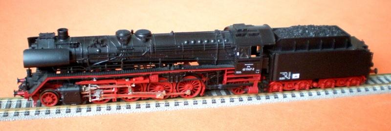 Variationen der Reichsbahn (DR) Br_41_10