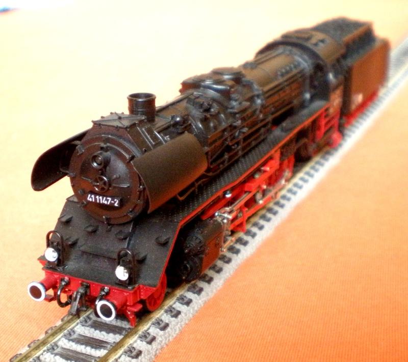 Variationen der Reichsbahn (DR) Br_41_12