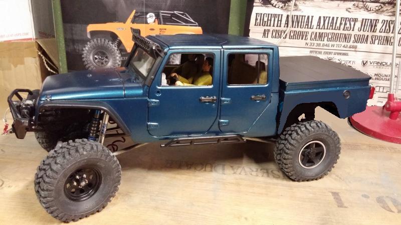Jeep JK BRUTE Double Cab à la refonte! - Page 4 42220010