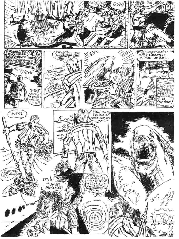 [Book]Le Secret de la Terrible par Nowell Pierre   - Page 2 Aventu11