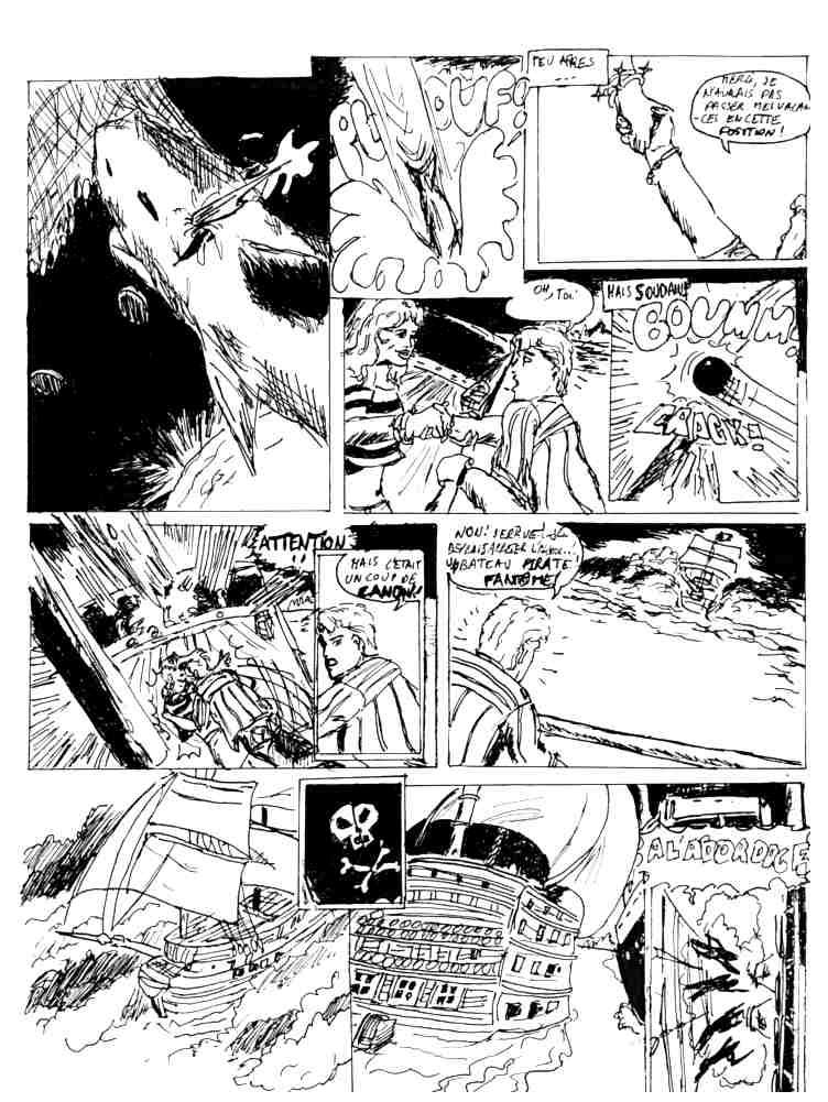 [Book]Le Secret de la Terrible par Nowell Pierre   - Page 2 Aventu12