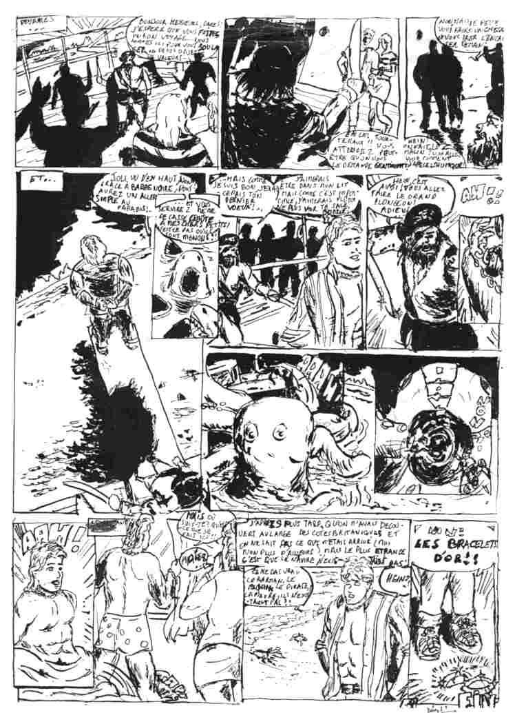 [Book]Le Secret de la Terrible par Nowell Pierre   - Page 2 Aventu13
