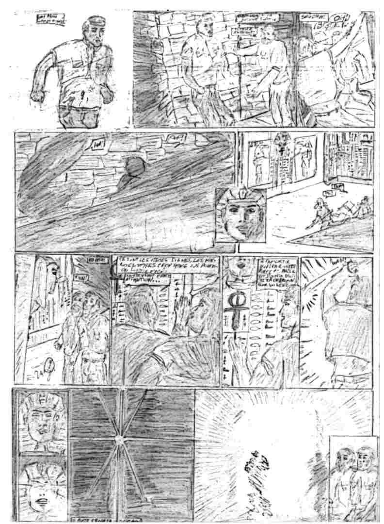 [Book]Le courroux de Thoutmôsis par Nowell Pierre Myster14