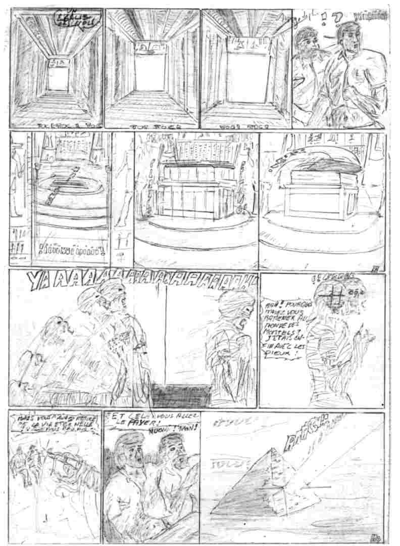 [Book]Le courroux de Thoutmôsis par Nowell Pierre Myster15