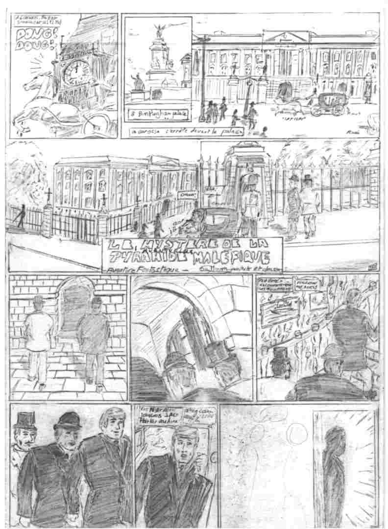[Book]Le courroux de Thoutmôsis par Nowell Pierre Myster17