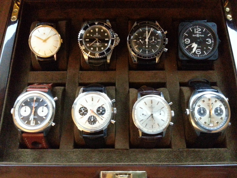 vacheron - Votre collection en une photo - Page 41 Collec10