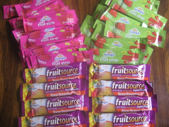 SunRype Delicious Nutrition in School Lunches Review & Giveaway ends 9/9 00211