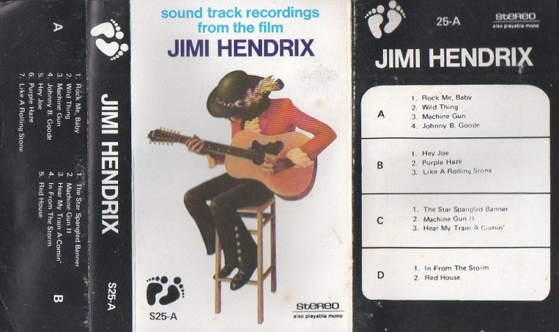 Sound Track Recordings From The Film Jimi Hendrix (1973) Img40510