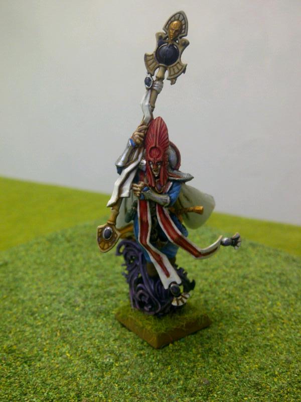 Haut elfes Warhammer Magici10