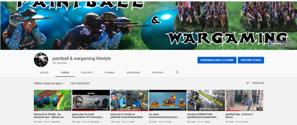 comment debuter le paintball sportif ou le speedball ? connaitre les obstacles vol 2 : le snake Youtub10