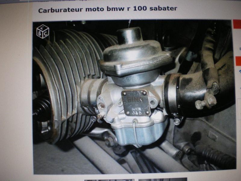 Carburateur Sabater 00410