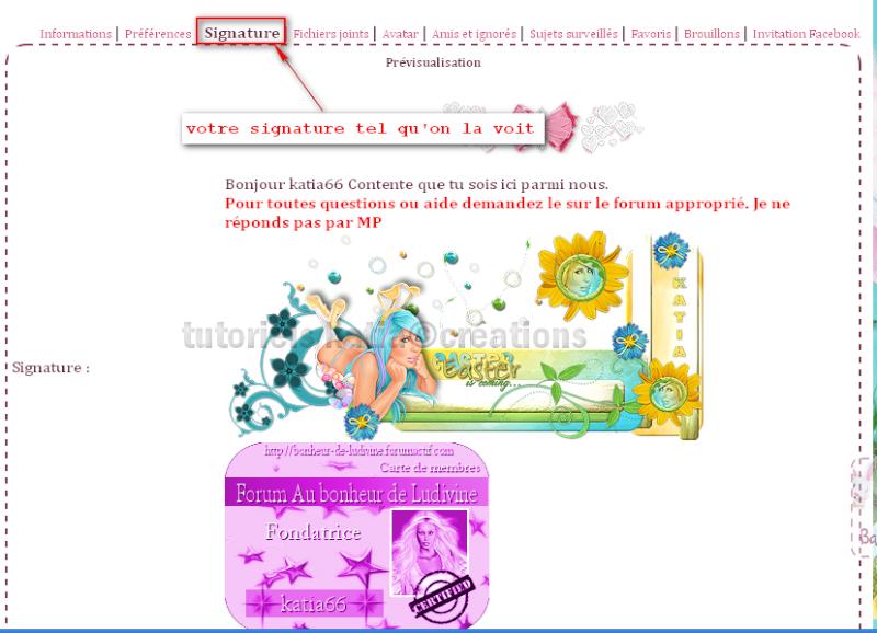 Comment édité votre profil sur le forum Editer14