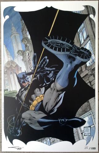 Résines et CGC du griffu - Nouveaux comics signés p.42 Batman10