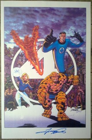Résines et CGC du griffu - Nouveaux comics signés p.42 Fantas10