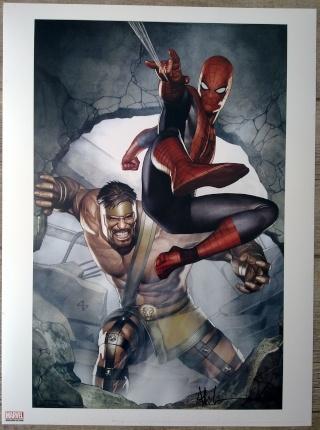 Résines et CGC du griffu - Nouveaux comics signés p.42 Spider10