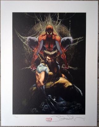 Résines et CGC du griffu - Nouveaux comics signés p.42 Spider11