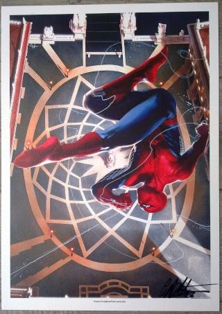 Résines et CGC du griffu - Nouveaux comics signés p.42 Spider12