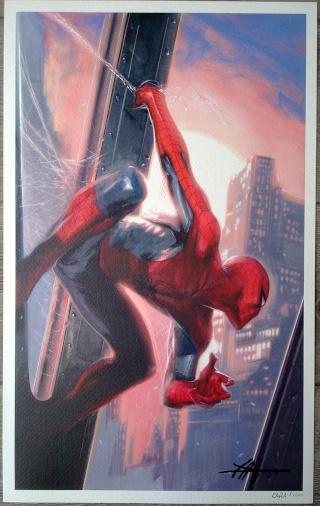 Résines et CGC du griffu - Nouveaux comics signés p.42 Spider16