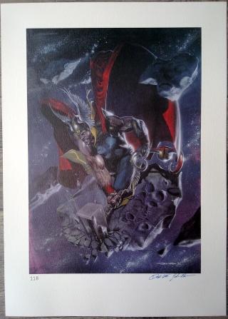 Résines et CGC du griffu - Nouveaux comics signés p.42 Thor_s10