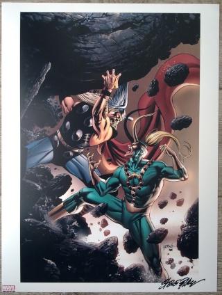 Résines et CGC du griffu - Nouveaux comics signés p.42 Thor_v10
