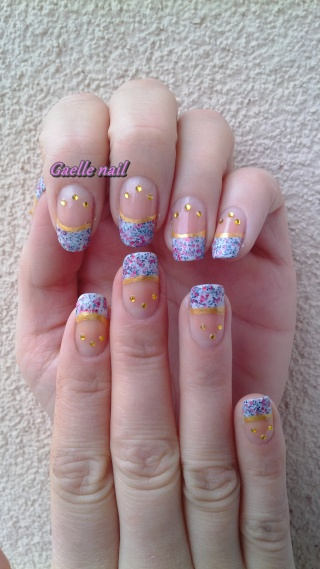 French Manucure aux ongles des mains  6_310