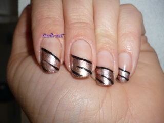 French Manucure aux ongles des mains  7_510