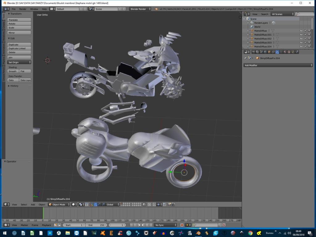 Maquette de la 14 GTR ?? - Page 3 Image210