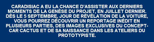 2013 - [FRANCFORT] Citroën Cactus - Page 6 Caradi10