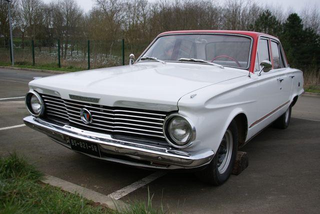 PLYMOUTH Valiant V200 1963 Dsc01243