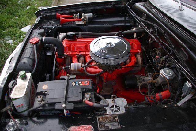 PLYMOUTH Valiant V200 1963 Dsc01246