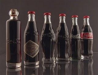 Quelque bouteilles Coca-Cola et son histoire  Coca-c10