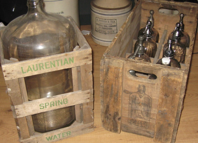 ma collection laurentian spring water  Img_7924