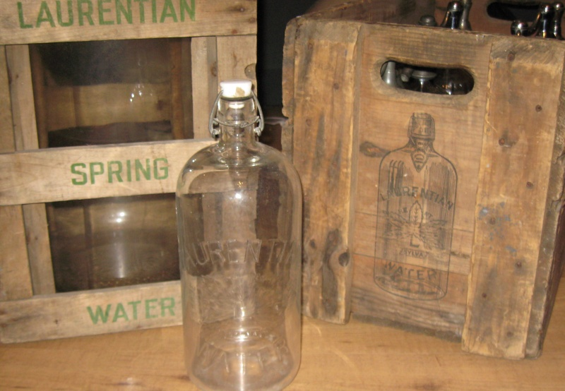 ma collection laurentian spring water  Img_7926