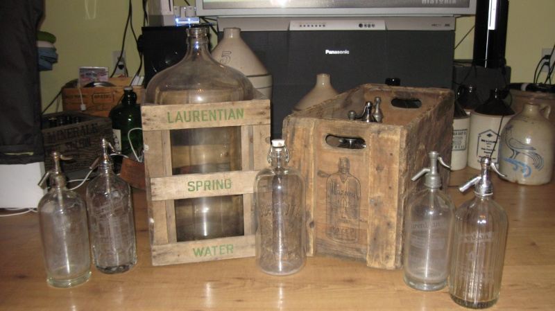 ma collection laurentian spring water  Img_7930