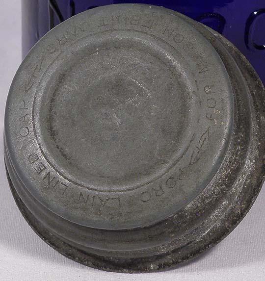 pot mason 1858  date de 1971  Masons11
