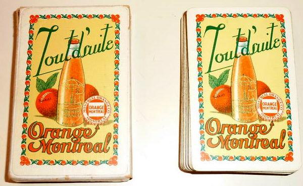 publicite orange montreal a 5¢ Orange10