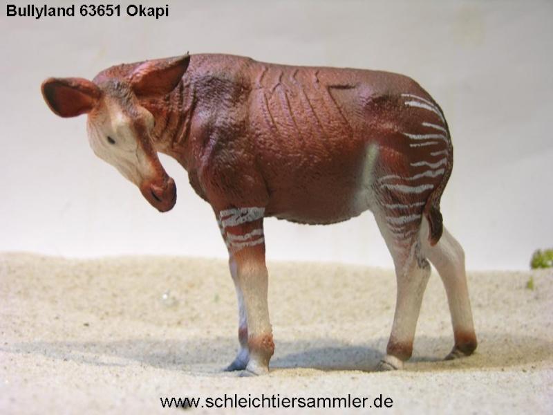 The new Bullyland Okapis Bullyl10