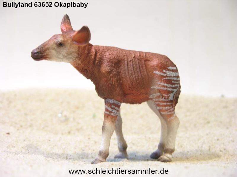 The new Bullyland Okapis Bullyl11