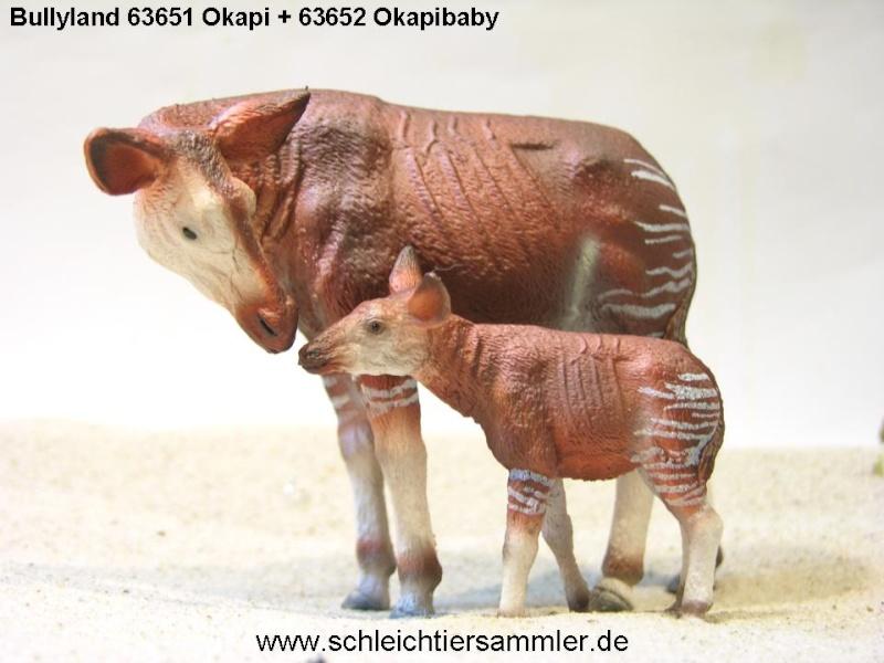 The new Bullyland Okapis Okapi_10