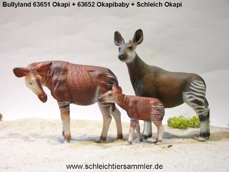The new Bullyland Okapis Okapi_11