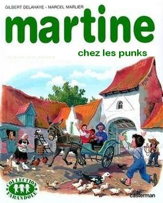 Martine En Folie ! 2f7aab11