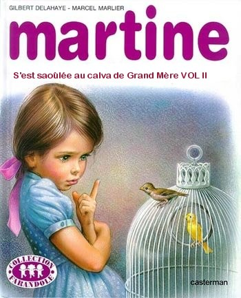 Martine En Folie ! 66112910